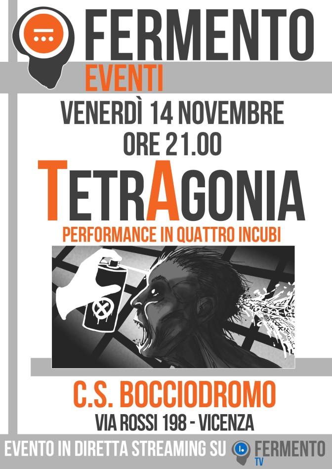 TetrAgonia @Bocciodromo Vicenza (14nov.2014)