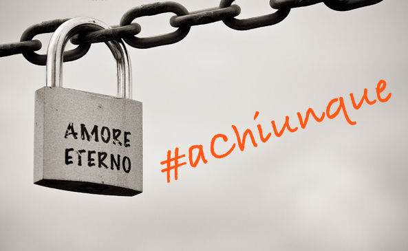 #aChiunque – Dichiarazione d'amore