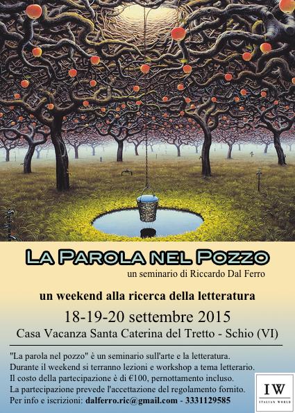 la_parola_nel_pozzo_flyer