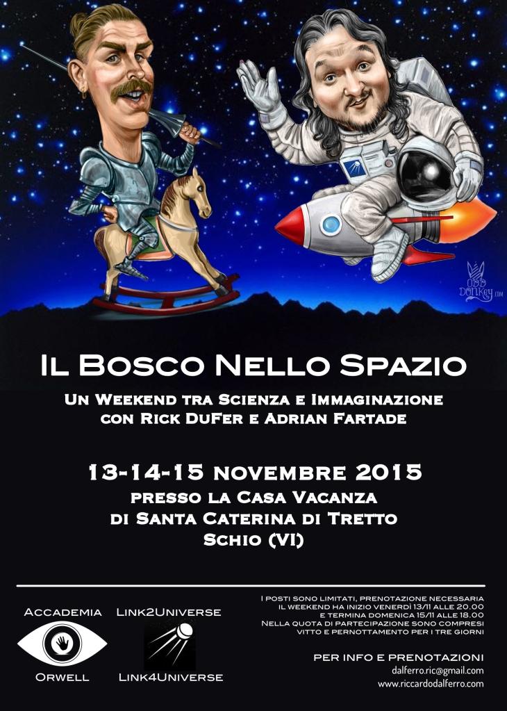 unBoscoNelloSpazio_flyer