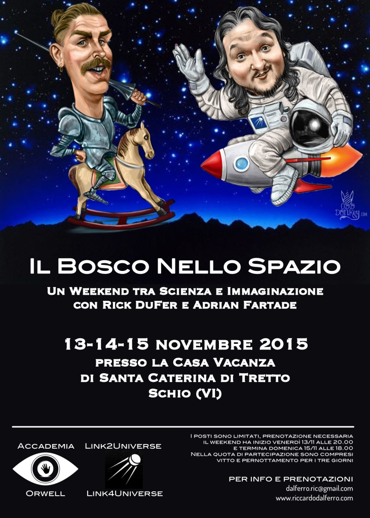 unBoscoNelloSpazio_flyer