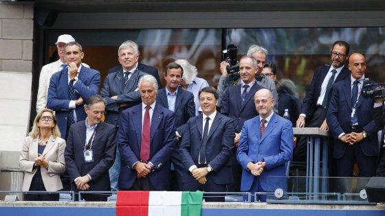 U.S. Open – Tra Vinci e Pennetta vince Renzi