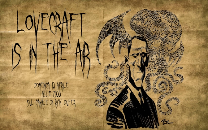 Una Serata Dedicata a Lovecraft!