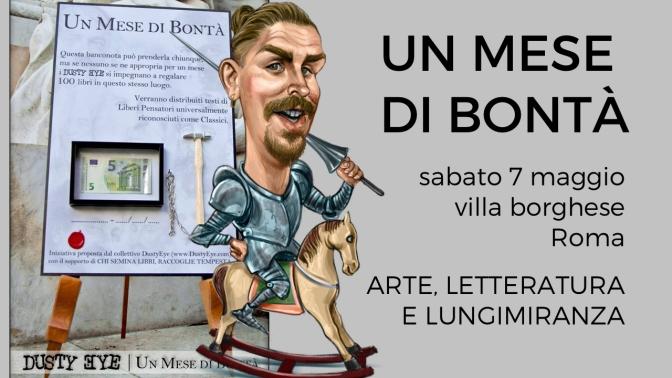 Un Mese di Bontà – Roma, sabato 7 maggio