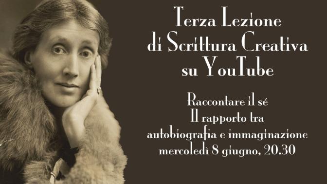Scrittura Creativa su YouTube: LEZIONE 3