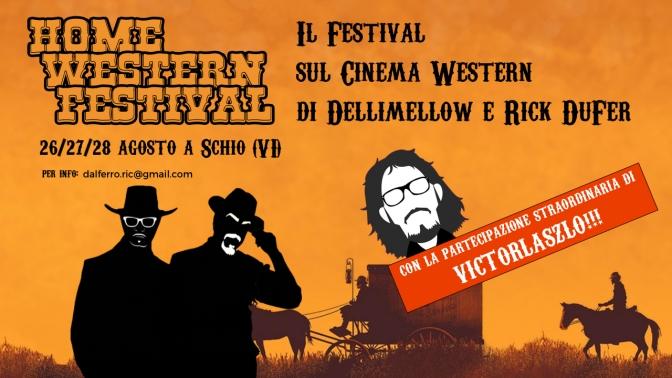 Home Western Festival – 26/27/28 agosto