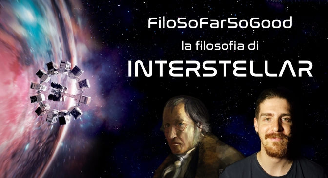 La Filosofia di Interstellar