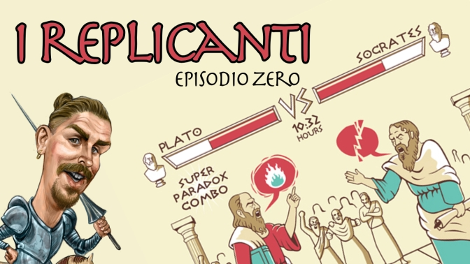 I Replicanti – episodio ZERO