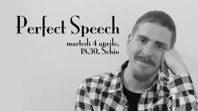 Perfect Speech: il mio corso di retorica