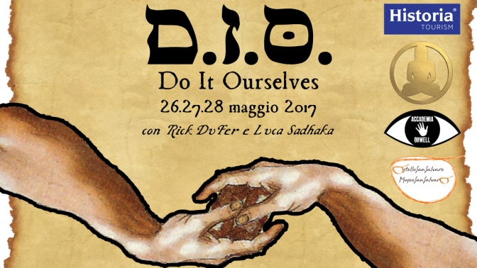 D.I.O. – Do It Ourselves