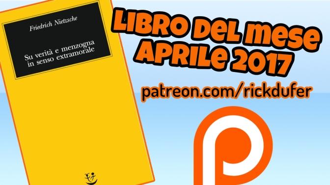 Libro del Mese: Aprile 2017