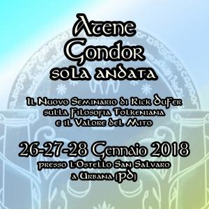 Atene-Gondor: sola andata